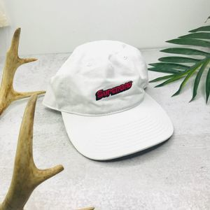 Urban Outfitters Superbad White Red Baseball Cap